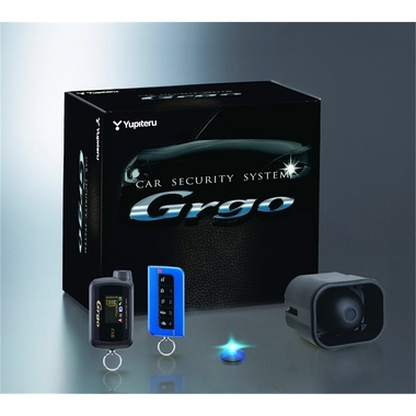 Grgo-ZXⅢ、ボンネットセンサー付き